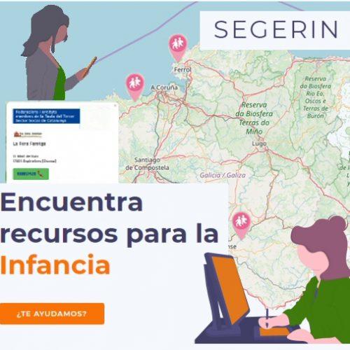 Recursos para la Infancia en Galicia | SEGERIN